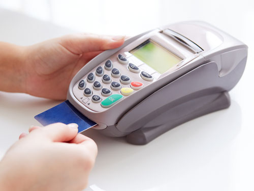 Card Terminal Machines